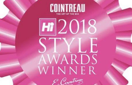 2018 style awards winner badge